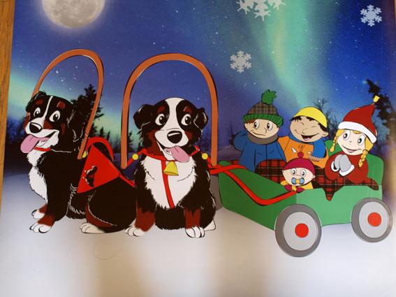 Lasten Joulujuhla